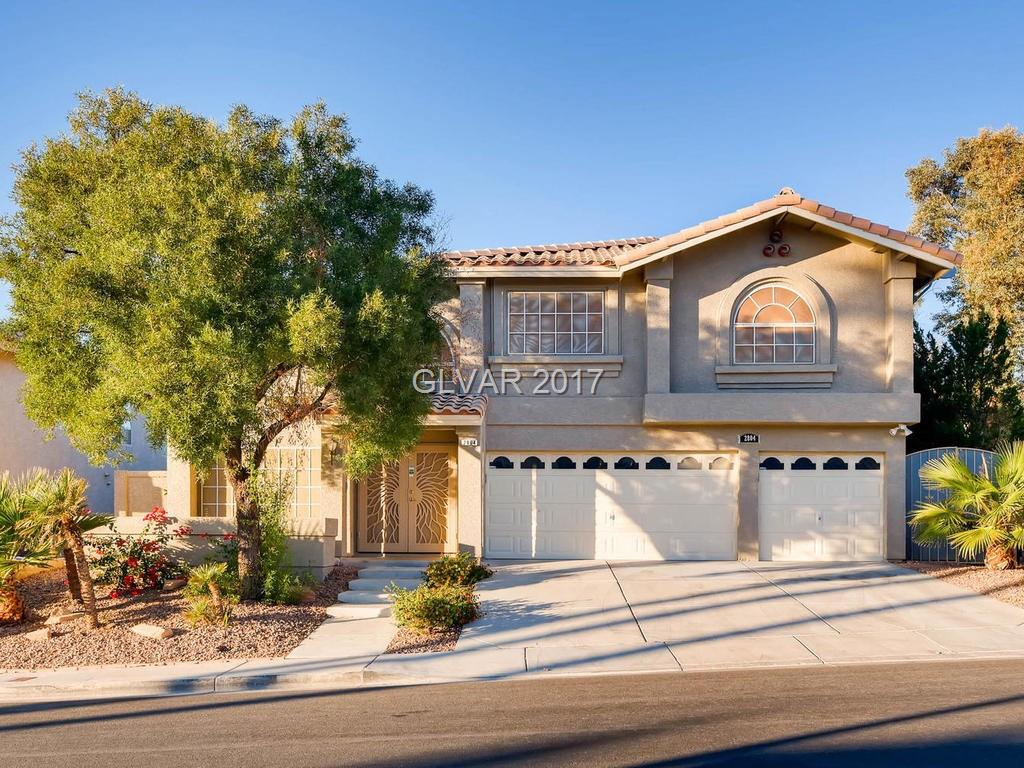 WOW A MUST SEE big beautiful home. Spacious floor plan, in a highly sought after location Green Valley Henderson. This home has a SALT WATER Heated Pool and Spa. Master Bedroom Balcony has Gorgeous views of the Mountain and Strip. Back Yard has room for pets. TWO 1.5 yr old 14 SEER AC Units. WIFI Thermostats & Sensors that will keep your home at a balanced Temperature. OMG the seller will also PAY OFF the 8.5KW  Electrical Solar System @COE