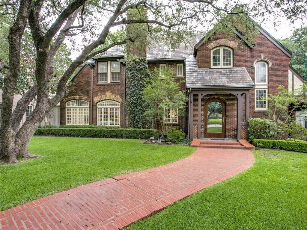 4331 Beverly Drive, Highland Park, TX 75205