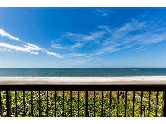 Exquisite completely  renovated, front unit on the Gulf of Mexico! Unsurpassed Gulf and beach views from this stunning 8th floor unit! Renovated down to the studs, this unit will take your breath away. New wood floors, new kitchen, new baths, new cabinets, new impact doors and windows! Bring your toothbrush and enjoy the beach, Gulf and all Marco Island has to offer!