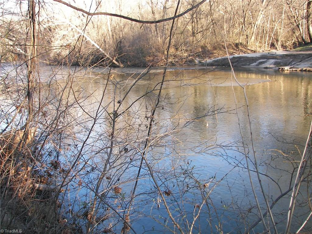 L-1928 New survey, unrestricted with 458 feet of river frontage on the Dan River! Come build your dream home on the Dan!!
