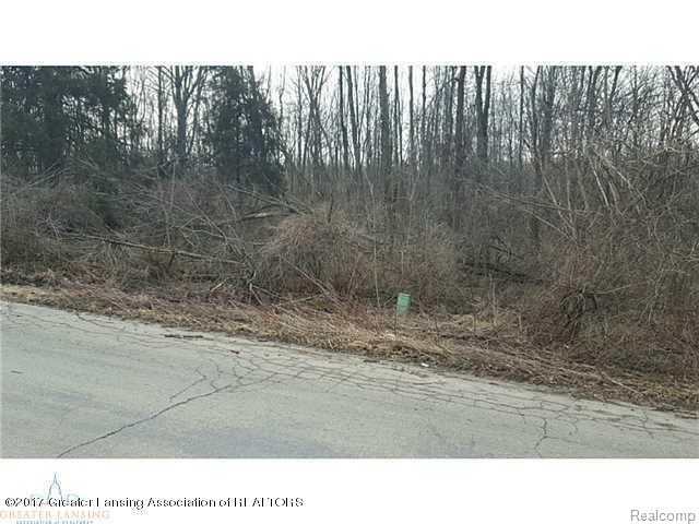 10 beautiful wooded acres on paved road. Total woods. Old perk and survey on file in the office. This is a gorgeous property ready to be developed.