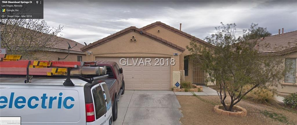 7868 STEAMBOAT SPRINGS Court, Las Vegas, NV 89139