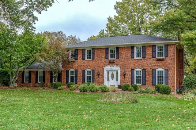 9 Jennycliffe Lane, Chesterfield, MO 63005