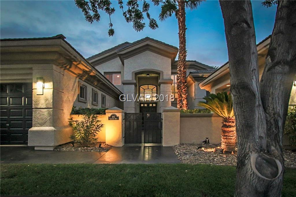 1817 GLENVIEW Drive, Las Vegas, NV 89134