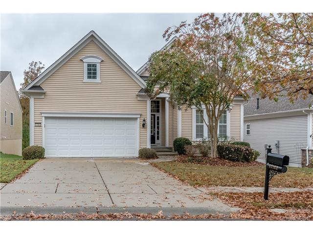 Home w/ open, flexible floor plan, hardwood & tile floors - no detail missed! Huge eat in kitchen w granite counter tops, over sized island & breakfast bar, SS appliances, great room w gas fireplace, office / study, master suite w tray ceiling, dbl vanities, garden tub, glass shower. Finished basement w 2nd master / guest room / 2nd living space / more flex space / storage. Screen porch & covered patio overlook private backyard & wooded lot. Located on quiet low traffic cul de sac. CALL TODAY!!
