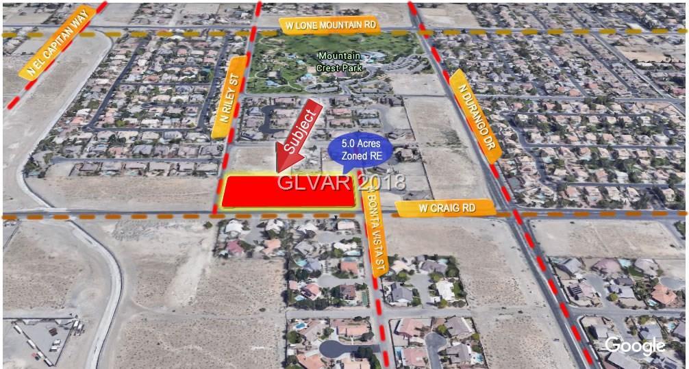 8538 CRAIG RD, Las Vegas, NV 89129