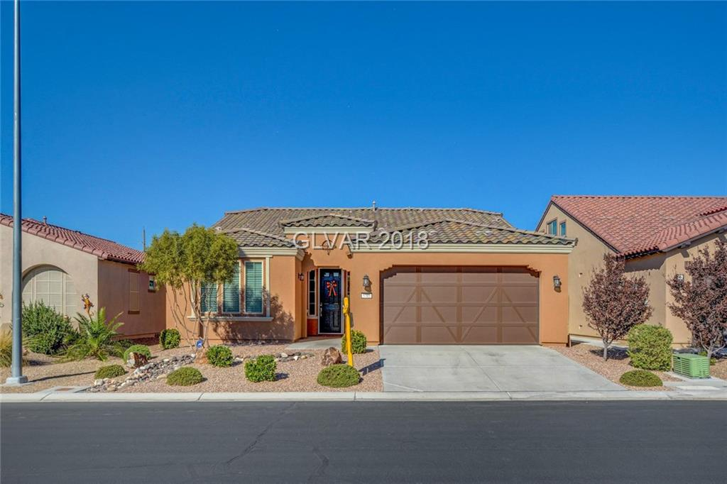 Beautiful single story layout with modern open floor plan. Custom cabinets in kitchen, tile flooring thruout, all appliances staying, tankless water heater, finished backyard.