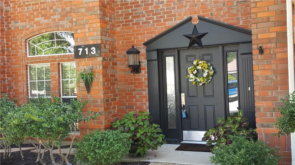 713 Paul Drive, Hurst, TX 76054