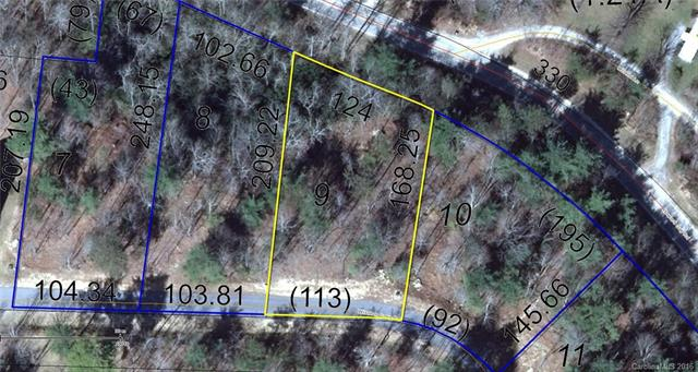 Beautiful .50 acre lot located in Solomons Cove. Natural setting with common area stream. City Water/Utilities available. 3 bdrm Septic permit. Convenient location - Close to Downtown Historic Hendersonville.
