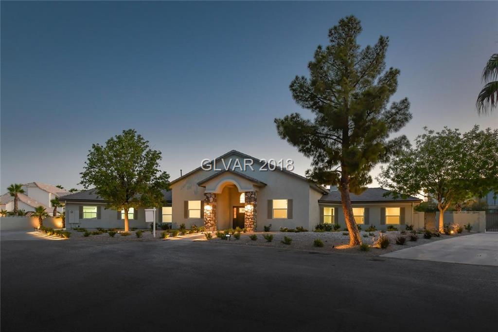 7385 EL PARQUE Avenue, Las Vegas, NV 89117