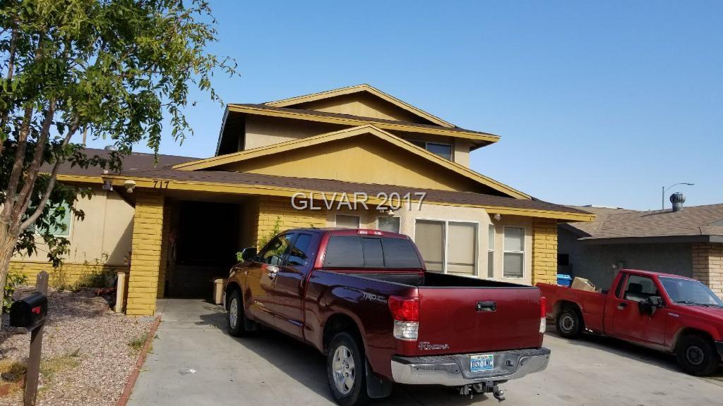 717 CRAGIN PARK Drive, Las Vegas, NV 89107