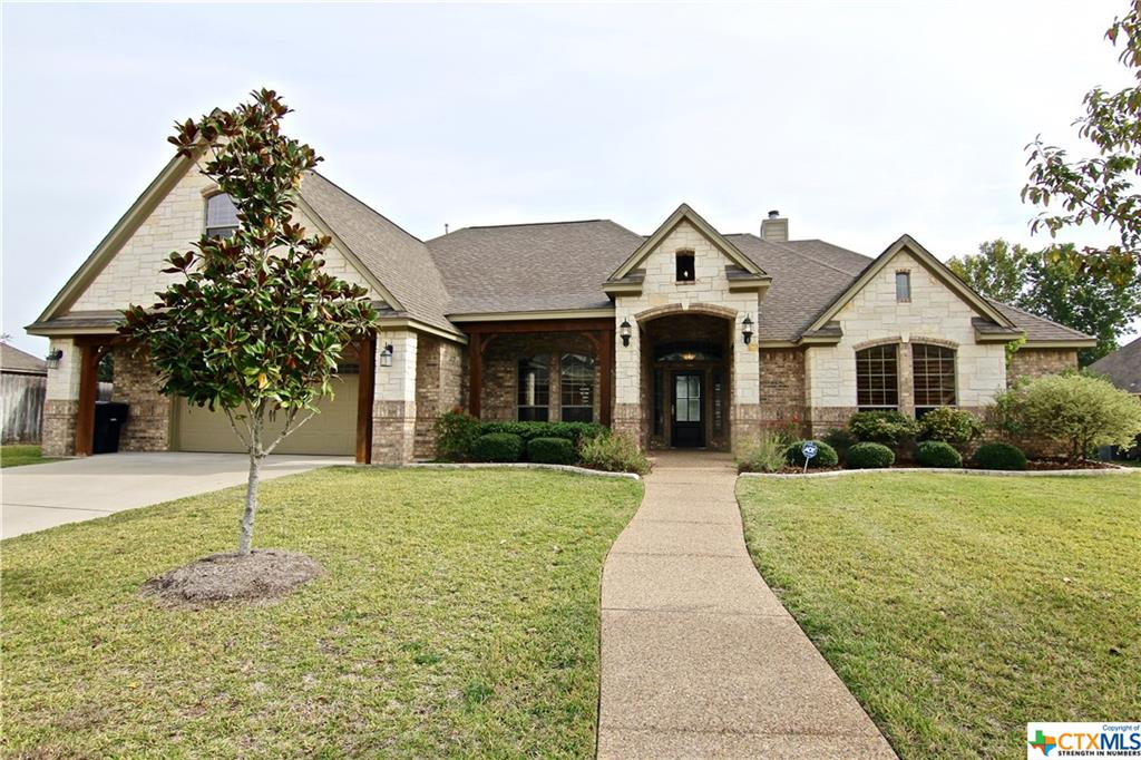 6003 Wooded Creek Cove, Temple, TX 76502