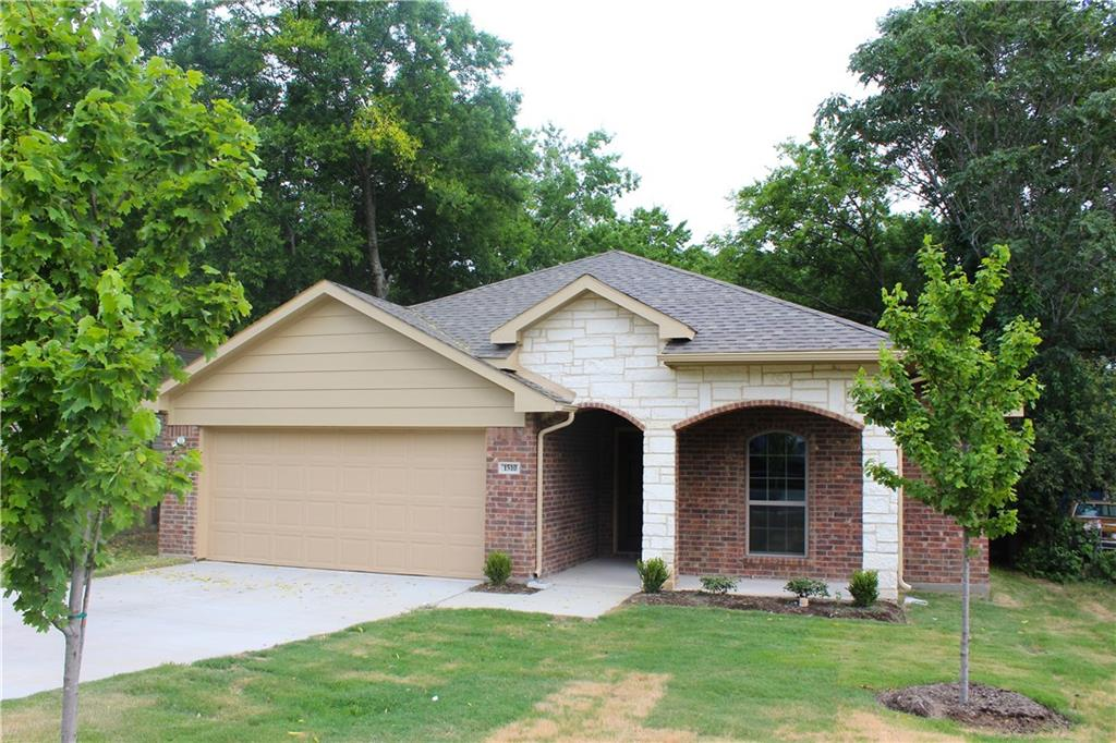 If you are looking for a property just minutes away from Downtown Dallas, this is it! Come tour this cute construction, featuring granite counterparts, great floorplan with an open concept, lot of storage space, and large backyard with lots of shade to enjoy with the family.