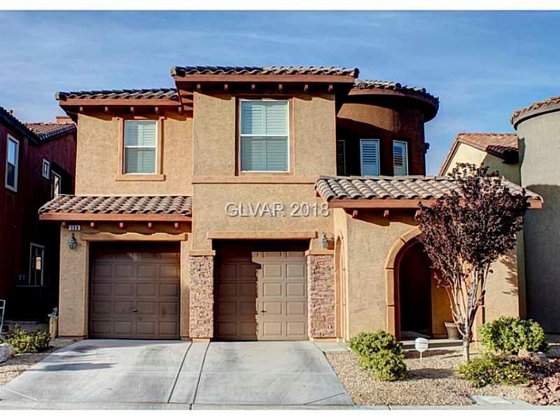 136 HONORS COURSE Drive, Las Vegas, NV 89148