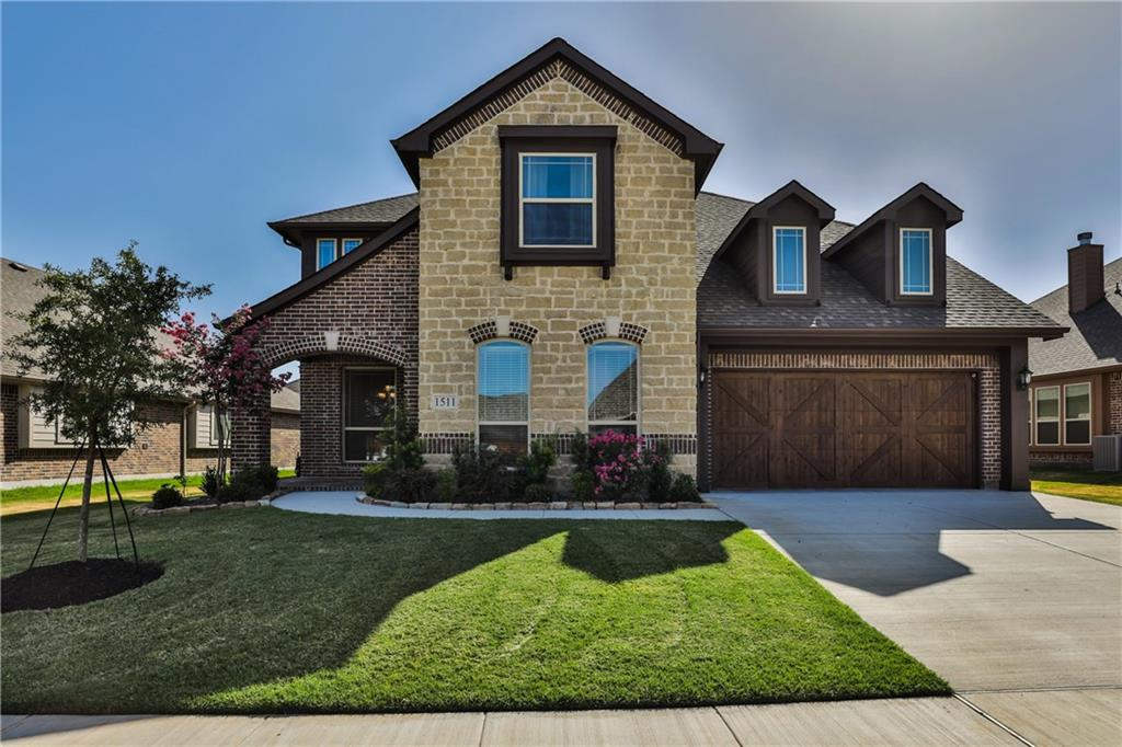 1511 Tavistock Road, Forney, TX 75126