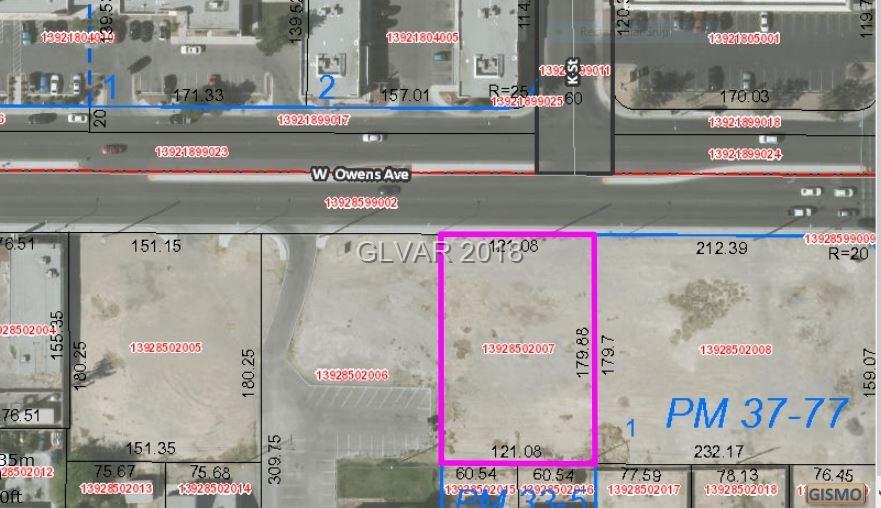 1217 W OWENS Avenue, Las Vegas, NV 89106