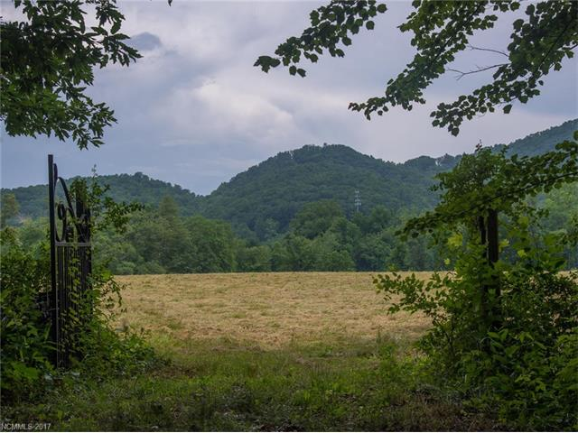 Pristine, level & cleared 5 acres in the heart of Cane Creek Valley. Incredible opportunity to build your estate home, equestrian farm, mini-farm, organic gardens or anything your heart desires! OU zoning & no HOA allows endless opportunities. Two 5 acre parcels available for a total of 10 acres which is also available for $475K. Enjoy bold mountain views year-round! 15 min to the heart of vibrant d'town Asheville or Biltmore Park & just min to Earthfare & Ingles. 4 BR expired septic on file.
