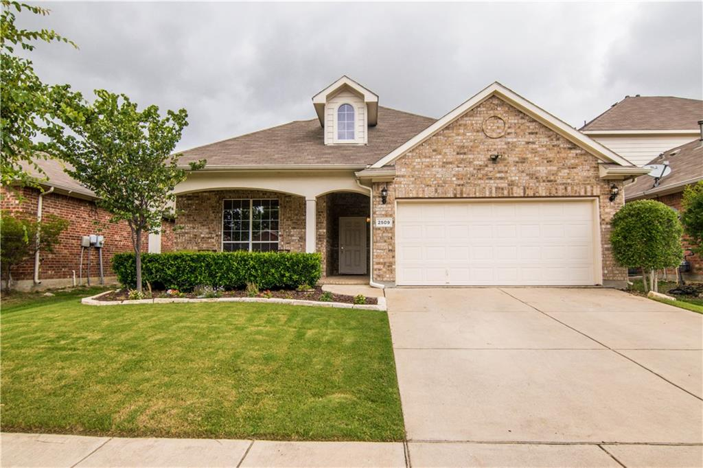 Stunning 1.5 story home, in desirable Fort Worth neighborhood! Entry way flows into two bedrooms, and full bath! Gourmet island kitchen features tons of storage, dining room, and large walk in pantry! Spacious living area with gas fireplace flows into gorgeous master suite featuring deep garden tub, separate shower, dual sinks, and walk in closet! Upstairs features Large game room and half bath, PERFECT for entertaining guests! Home features covered porch & patio perfect for relaxing and enjoying coffee or tea! Wonderful location near food, shopping, and entertainment, MUST SEE TODAY!