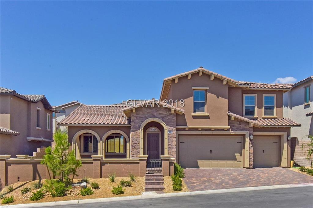 367 CAPISTRANO VISTAS Street, Las Vegas, NV 89138