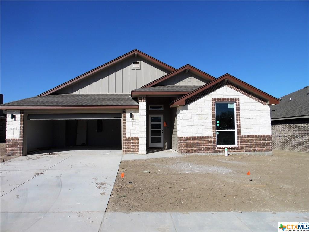 437 Bella Rose Drive, Belton, TX 76513