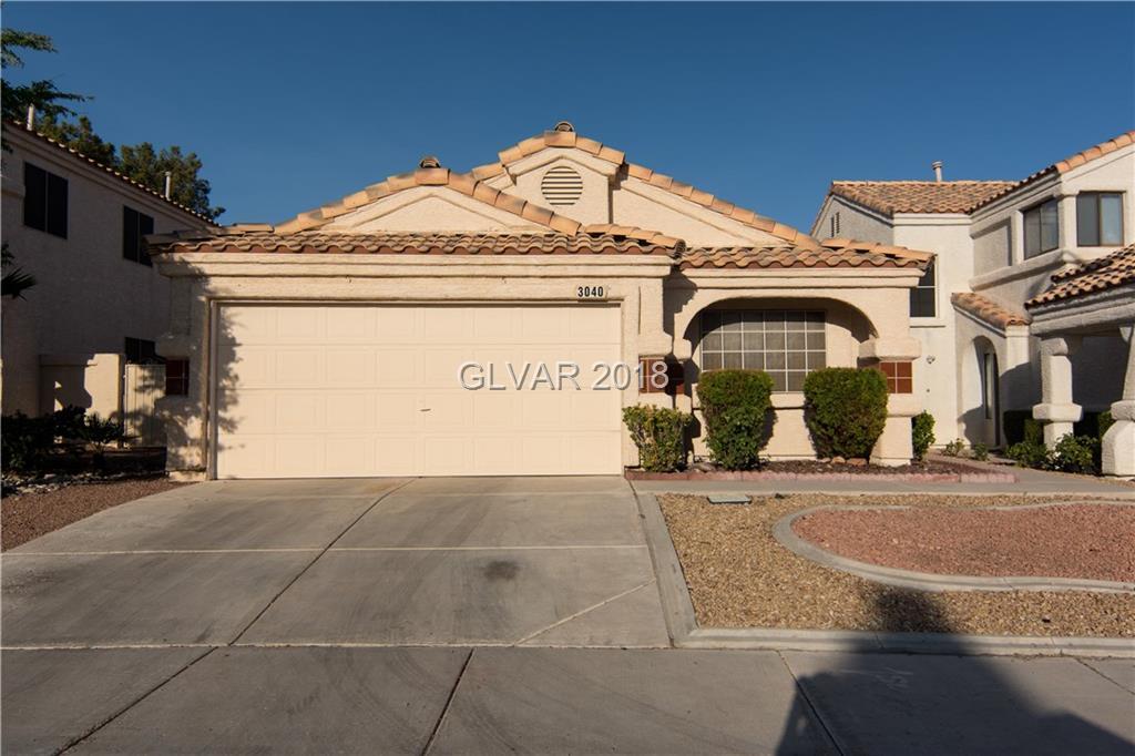3040 OCEAN VIEW Drive, Las Vegas, NV 89117