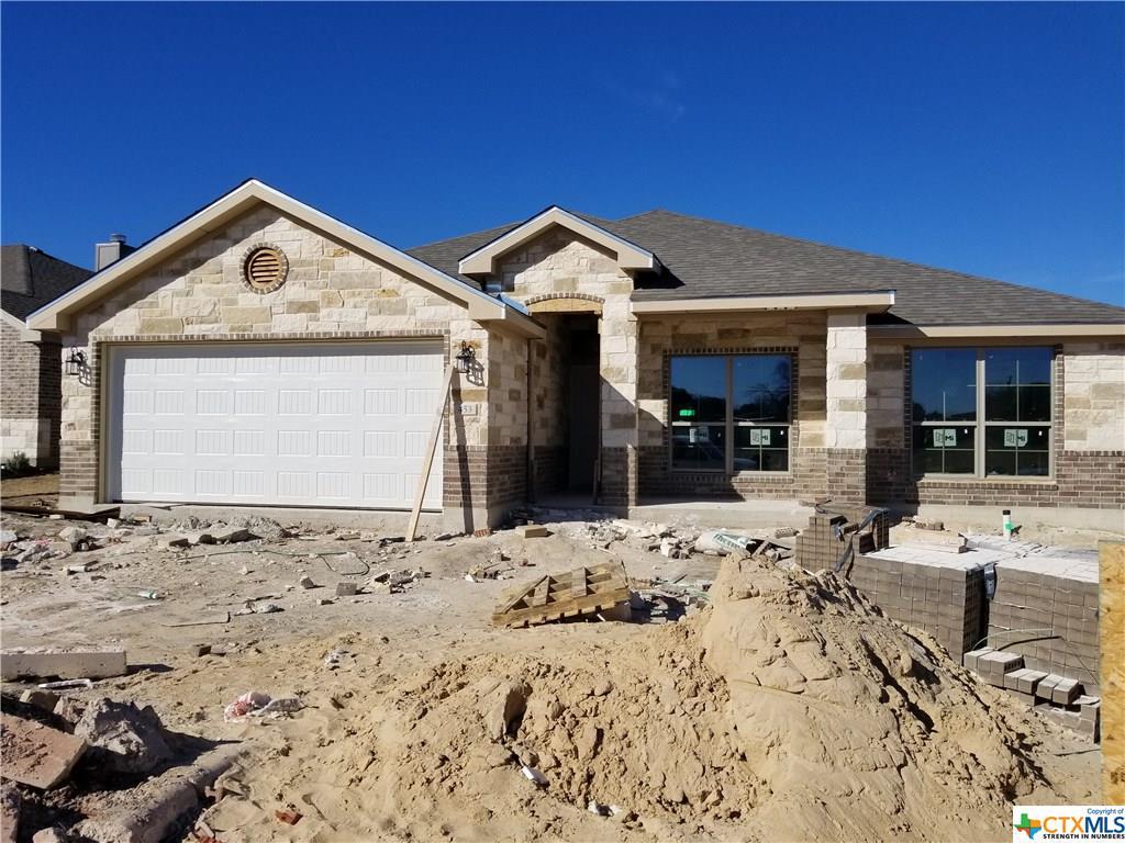 453 Bella Rose Drive, Belton, TX 76513