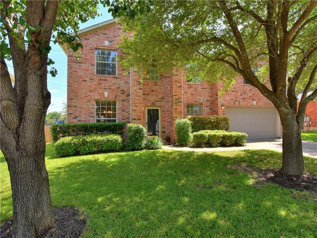 Fantastic, Pre-inspected,(many items being addressed) Single owner home in desirable Cat Hollow.  RRISD, and walking distance to the elementary school, middle school, 3 area parks and the neighborhood rec center!  Easy access to 35, Mo-Pac, and 183.  This home boasts 5 br with an office, Game room, and yes, a pool!  That is right beat the Texas heat in your very own back yard oasis.  Tall trees and shrubs create a very private feel without losing space to run around. Must see property!