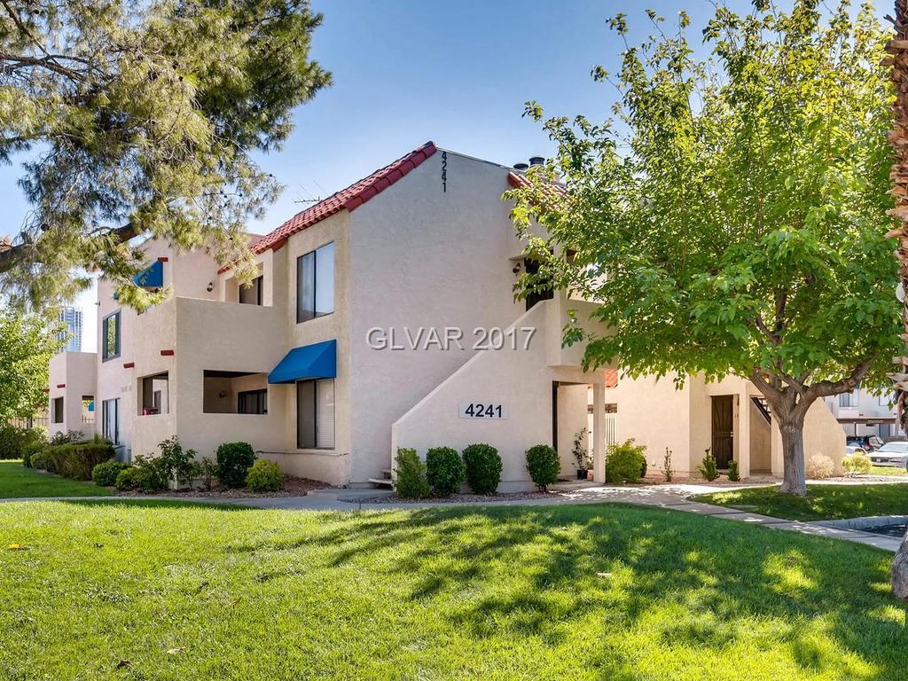 4241 GANNET Circle 208, Las Vegas, NV 89103