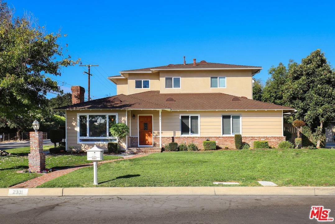 2331 SEWANEE Lane, Arcadia, CA 91007