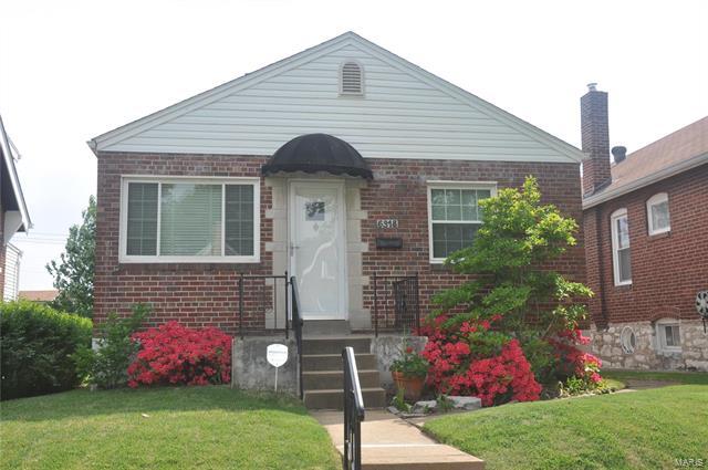 5318 Loughborough Avenue, St Louis, MO 63109