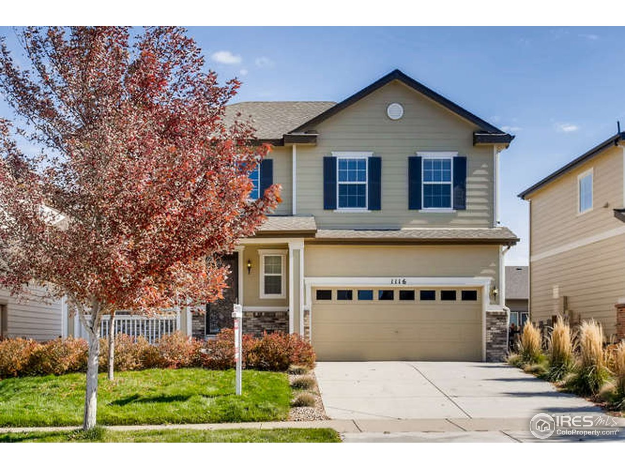 Wonderfully-upgraded 2 story home in West Greeley with Windsor schools. Easy access to I-25 Loveland, Windsor, Fort Collins. Enjoy the parks and green-belts that are all around the neighborhood, or enjoy a BBQ on the patio outback. Wide open main floor features a cooks kitchen with double oven & large island opening the large great room - a wealth of space to cook, entertain, or just relax in ... and it's ready for immediate move in. Come see it before it's gone.