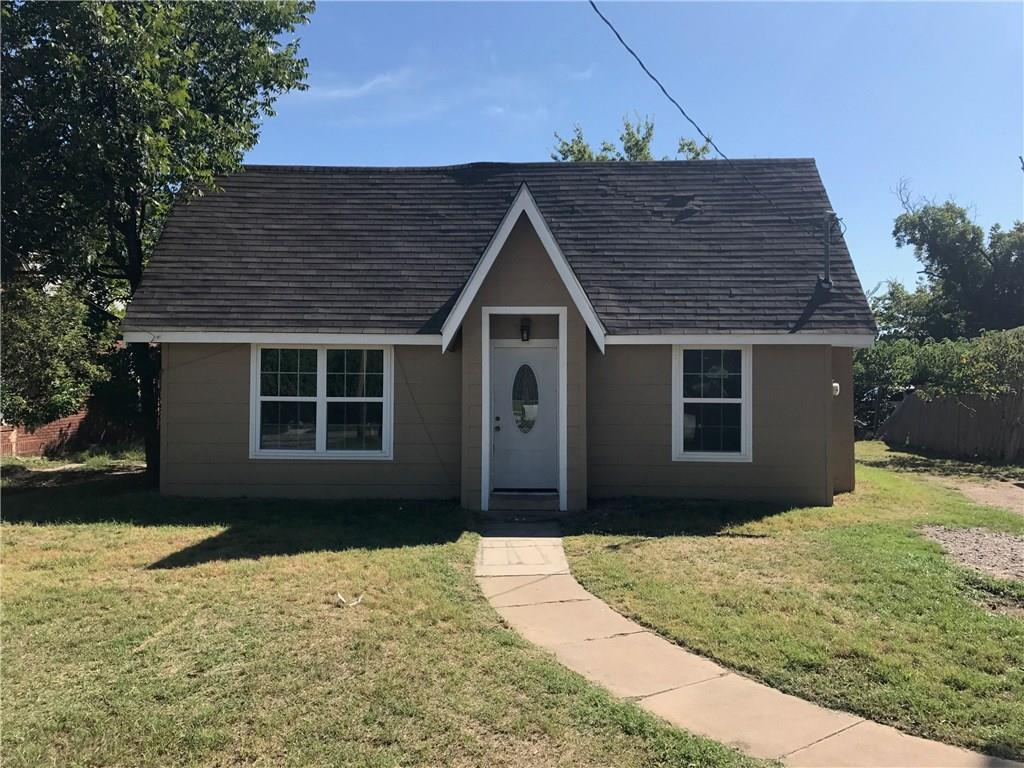 1814 4th Street, Brownwood, TX 76801