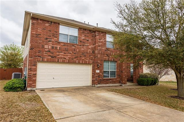 Beautifully maintained home with 6 big bedrooms, double masters (1 up, 1 down), Every bedroom has walk-in closet! Bonus rooms include study/office, family room down and huge gameroom up. Dual HVAC systems, sprinkler system, real hardwood floors (+ carpet & tile). Great location!
