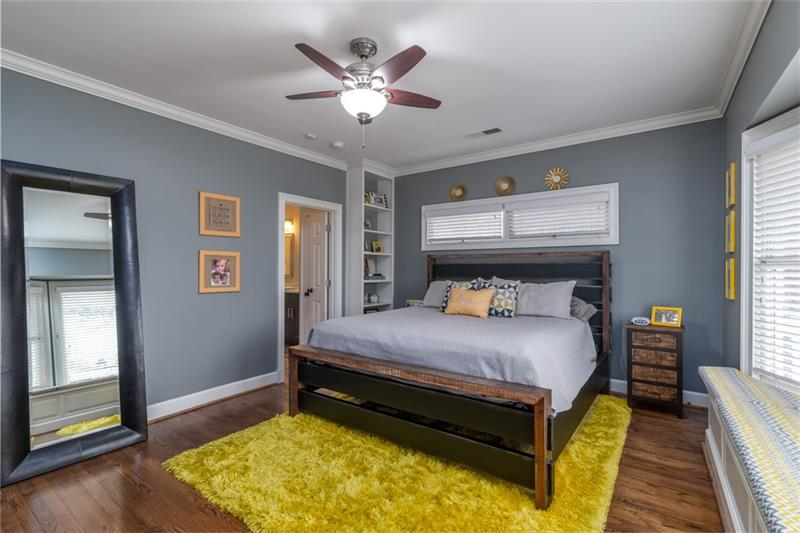 Add'l view of master suite
