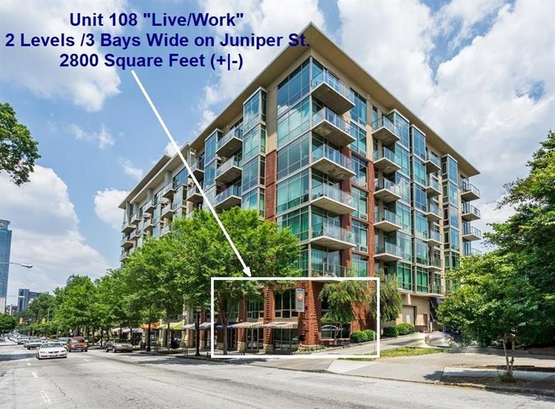 905 Juniper Street NE 108, Atlanta, GA 30309