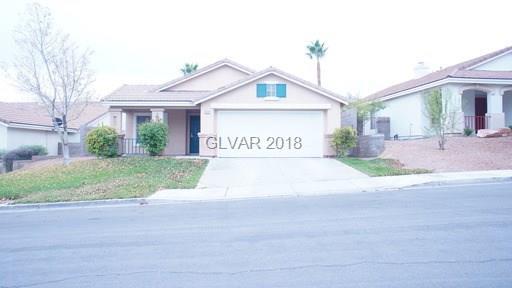 1512 IRON SPRINGS Drive, Las Vegas, NV 89144