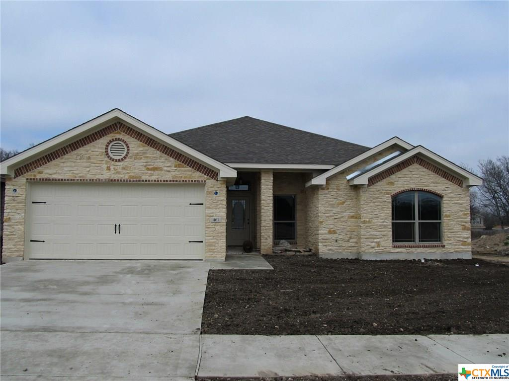 461 Bella Rose Drive, Belton, TX 76513