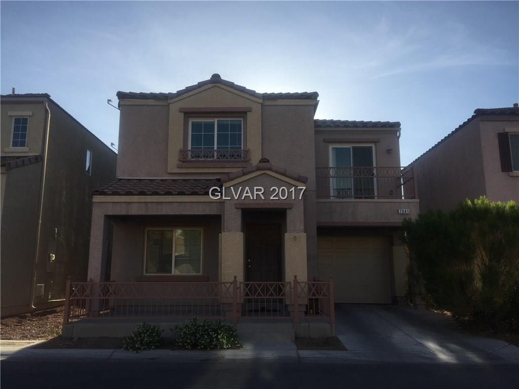 7341 ESCARPMENT Street, Las Vegas, NV 89139