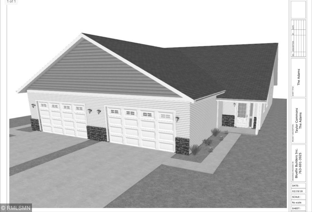 This stunning one-level ICF twin home features a gorgeous open layout. The wide doors & hallways help accommodate all handicapped needs. The ICF is crafted to be the safest living, giving a quieter space & makes the home much more energy efficient! Options to add include heated flooring throughout, a central vac, upgraded countertops & flooring, screened porch, outdoor sprinklers & more! Many lots available! It's time to stop searching and start living!