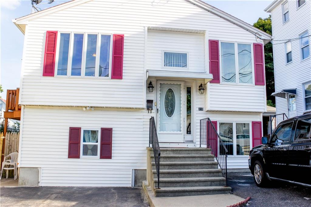 210 Dora ST, Providence, RI 02909