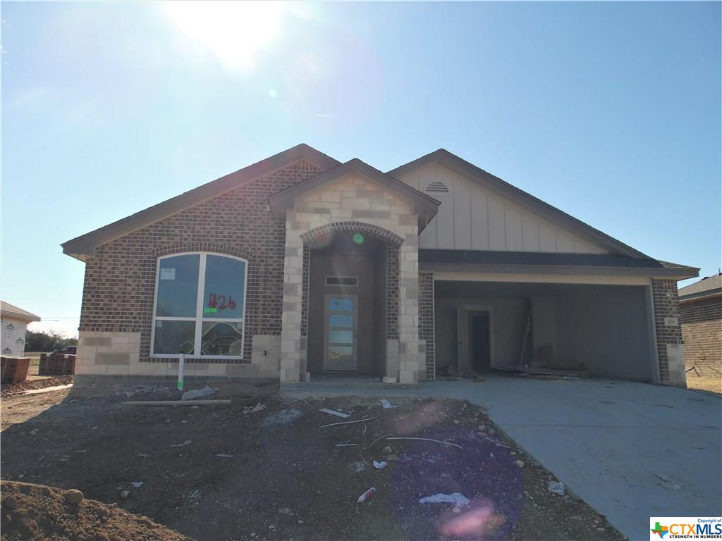 426 Bella Rose Drive, Belton, TX 76513