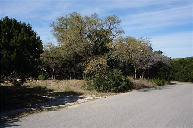 This lot is nestled in Hill Country living. Mature trees and quiet neighborhood make this the ideal spot to build your dream home.  Outstanding POA with multiple parks, water access, and boat ramps for your enjoyment. Pool, fitness, tennis and jogging trails give you all the amenities you could want.   Owner is a custom builder.  Bobby Newton- Builder to discuss standard home features included.  We are able to customize and add upgrades to existing plan to fit your needs.