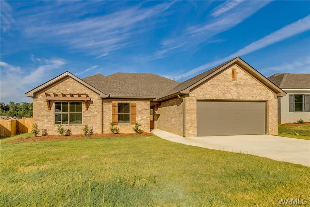 Want the perks of a new construction home but need an affordable price to fit your budget??  This one gives you both....granite-top island in the kitchen, stainless appliances, tray ceiling with tongue & groove detail in the living room, no carpet in the master, crown molding in the main living areas....all this (and more) for under $225,000!!  Are you ready to enjoy a great sunset view from your back porch? That comes with this home too!