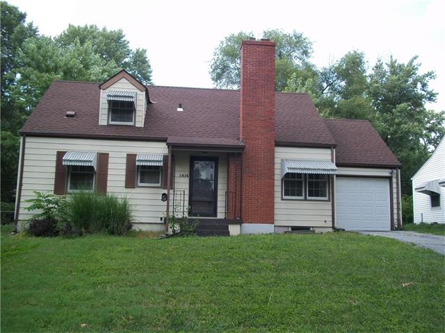 1414 W Scott Place, Independence, MO 64052