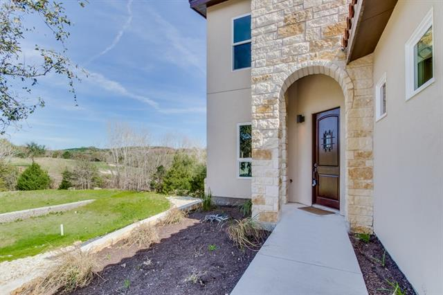 NW Austin,Overlooking UT Golf Course. Sleek & exciting finishes include, floor to ceiling reclaimed hardwood wrapped fireplaces, quartz counter tops, wide plank wood floors, stainless farm sink, metal stair railings, clean line moldings, solid core doors & frameless shower in master bath. Bedrooms w/ oversize walk in closets and full bathrooms.Open floor, plans, high ceilings, generous outdoor entertaining space. Spring Incentive! Close before 3/30/18 and get a Bosch appliance package, ask about details!