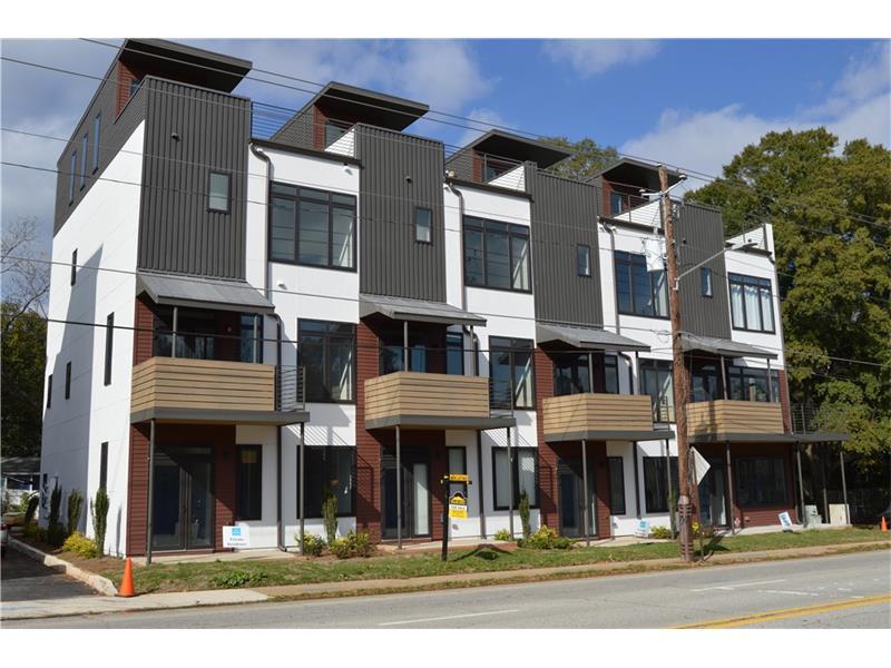 292 NE Gordon Avenue Unit C, Atlanta, GA 30307