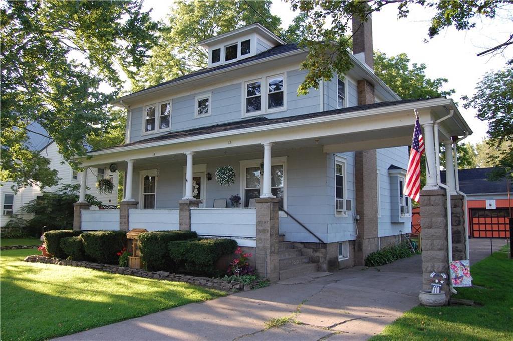 18 Housel Avenue, Yates, NY 14098