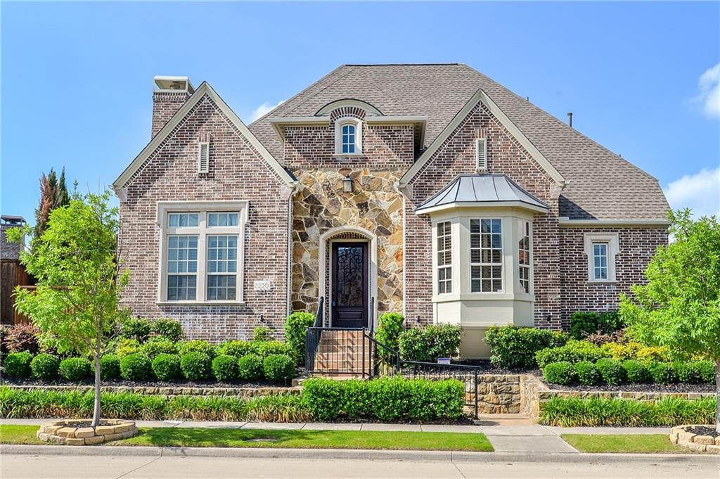 Welcome to 2236 Emerson! Beautiful drive-up appeal with brick and stone exterior. Tucked away in a quiet neighborhood just minutes from Dallas North Tollway, 190, and 121! Neighborhood backs to Arbor Hills Nature Preserve.