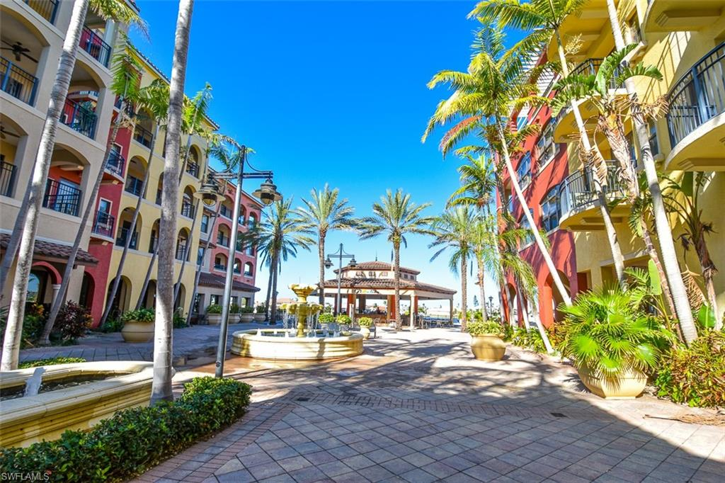The Marco Island dream awaits. Front unit big bay views. Here is your chance to buy in arguably the best location on Marco Island, The Esplanade II. This corner unit overlooking the pool and Smokehouse Bay, boasts very spacious 3 beds and 3 baths. With the large kitchen with granite countertops opened up to the main living space, entertaining is a breeze. Private gated parking garage, second spot on the right as you enter the garage. For those that prefer the Marco social life, a short elevator ride down leads you directly to fantastic dining and the best shopping on the island. After grabbing a few cocktails from CJ's on the Bay outdoor bar, head back up to your outdoor patio that is large enough to fit a table for 6 and those ever so important loungers. Once the sun melts away over the horizon retreat to you very large master bedroom. The on-suite master bath is to die for. Dual vanities, walk in frameless glass shower, extra large jetted soaker tub just puts the cherry on top. This unit is currently being booked as a seasonal/vacation rental. New owner would have the option to take over the rental agreements that are in place.