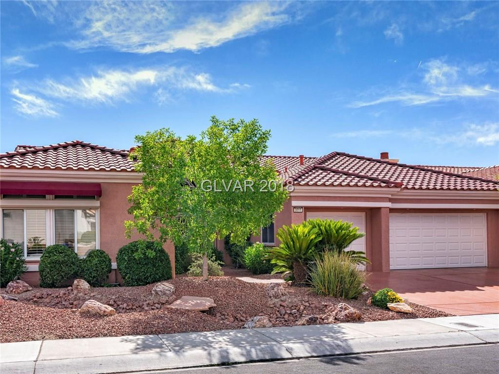 3016 CRIB POINT Drive, Las Vegas, NV 89134